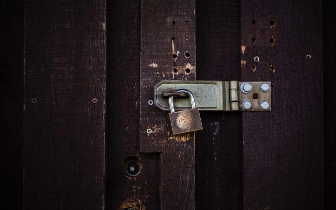 Cerraduras de seguridad y puertas anti okupas