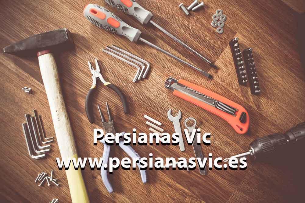 Reparación de persianas en la zona de Vic arreglamos tu persiana en Vic persianas con motor persianes motoritzades